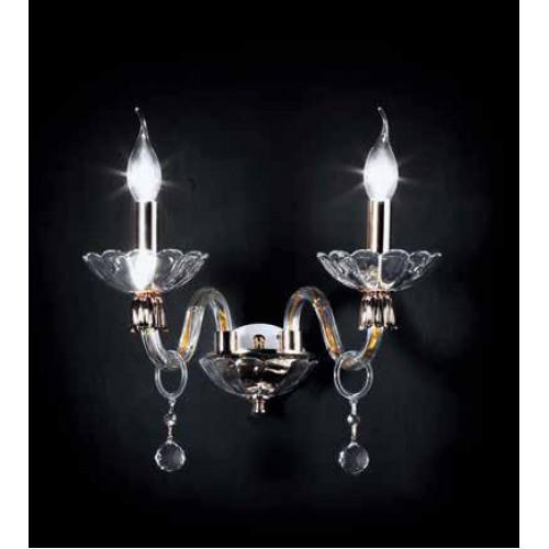 ΑΠΛΙΚΑ BLOWN GLASS HAND-MADE LIGHTING COLLECTION L 30 CM