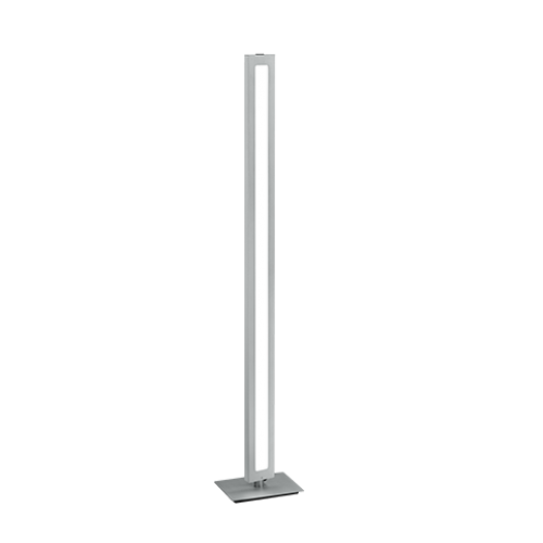 ΔΑΠΕΔΟΥ LED BRUSHED ALUMINIUM 20W H 116CM