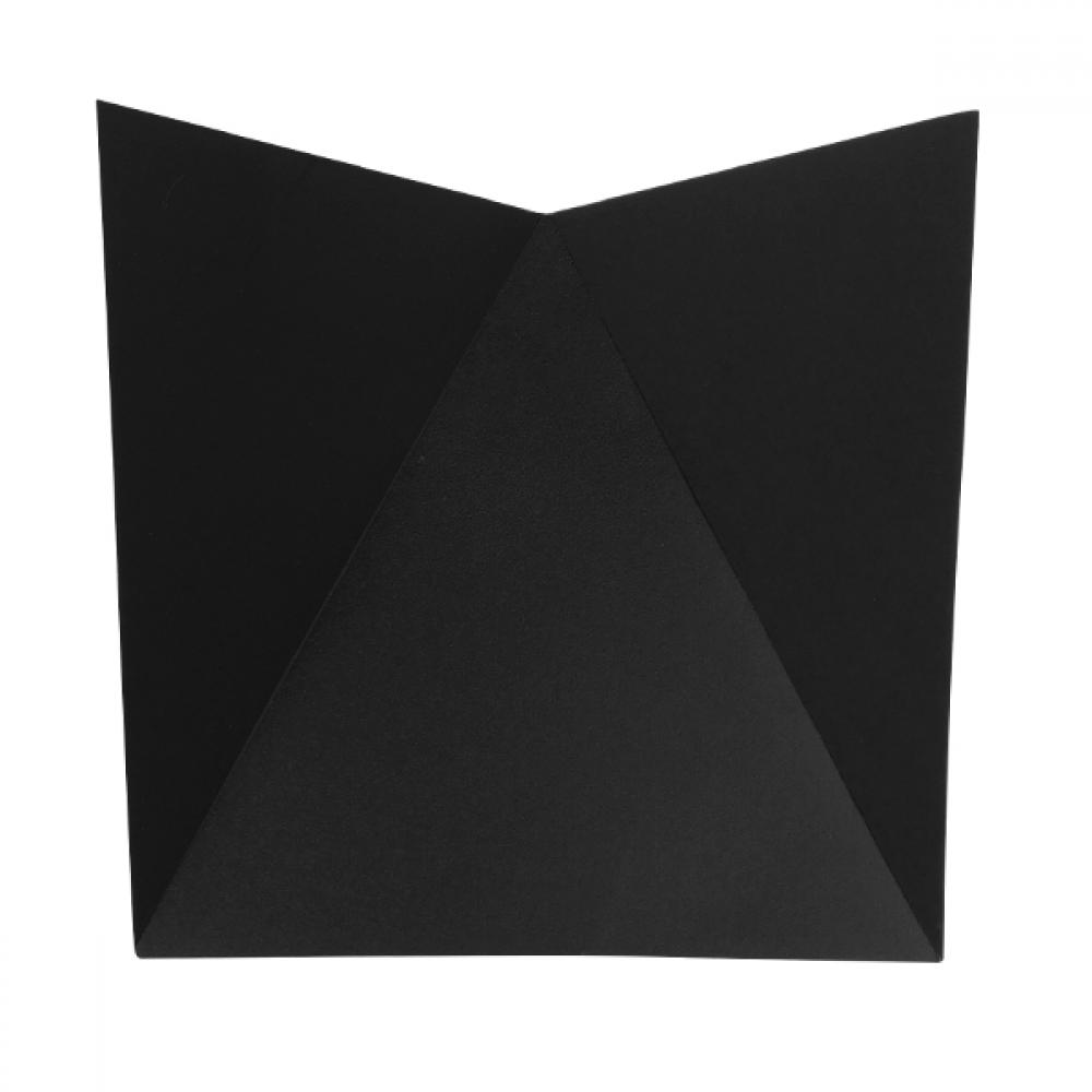 LED Φωτιστικό Τοίχου Απλίκα Αρχιτεκτονικού Φωτισμού Μαύρο IP65 10 Watt CREE 1200lm 60° 230V Ψυχρό Λευκό