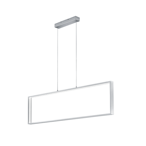 ΚΡΕΜΑΣΤΟ LED BRUSHED ALUMINIUM 30W W 114CM