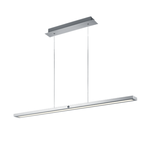 ΚΡΕΜΑΣΤΟ LED BRUSHED ALUMINIUM 45W H 150CM
