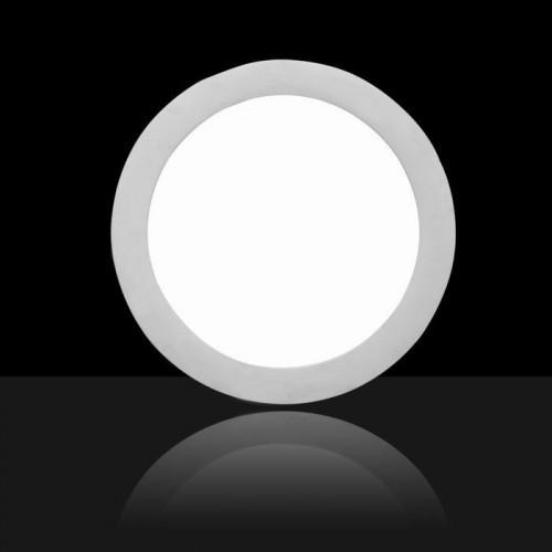 PL LED 18W  inox  Πλαίσιο