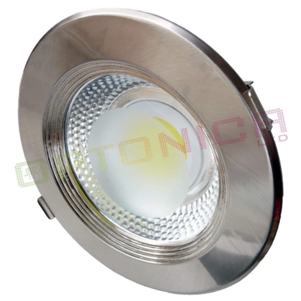 PL LED  30W  NIKEL MAT