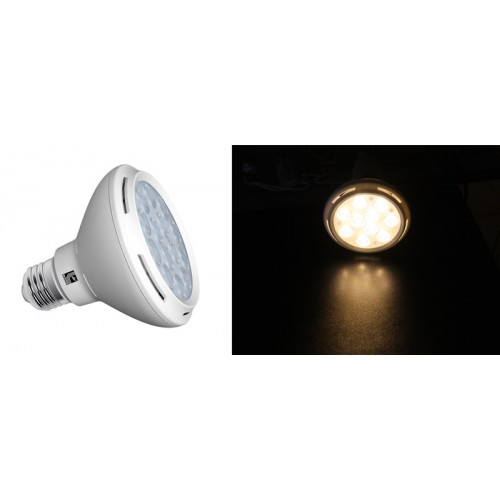 ΛΑΜΠΑ LED PAR30 12W 230V 10Led   dimmable